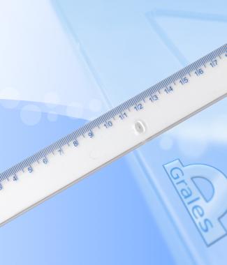 Linijki 20 cm